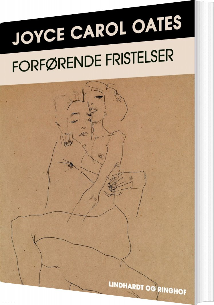 Image of   Forførende Fristelser - Joyce Carol Oates - Bog