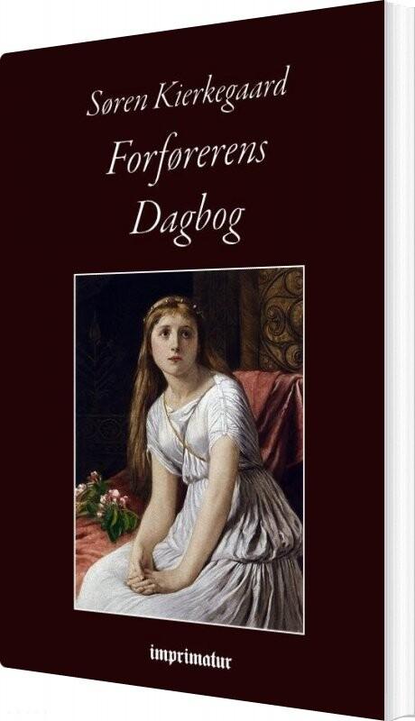 Image of   Forførerens Dagbog - Søren Kierkegaard - Bog