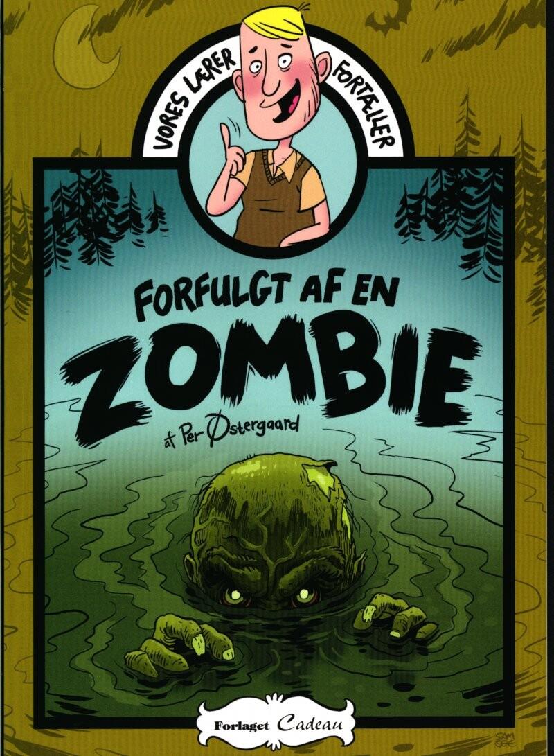 Forfulgt Af En Zombie - Per østergaard - Bog