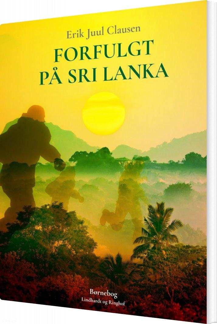 Sri Lanka Mikkel W. Kaagaard Bog