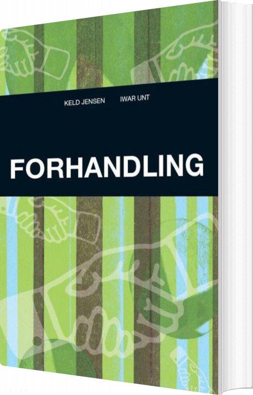 Image of   Forhandling - Keld Jensen - Bog