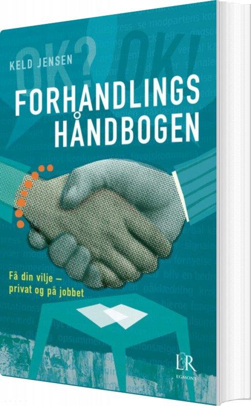 Forhandlingshåndbogen - Keld Jensen - Bog
