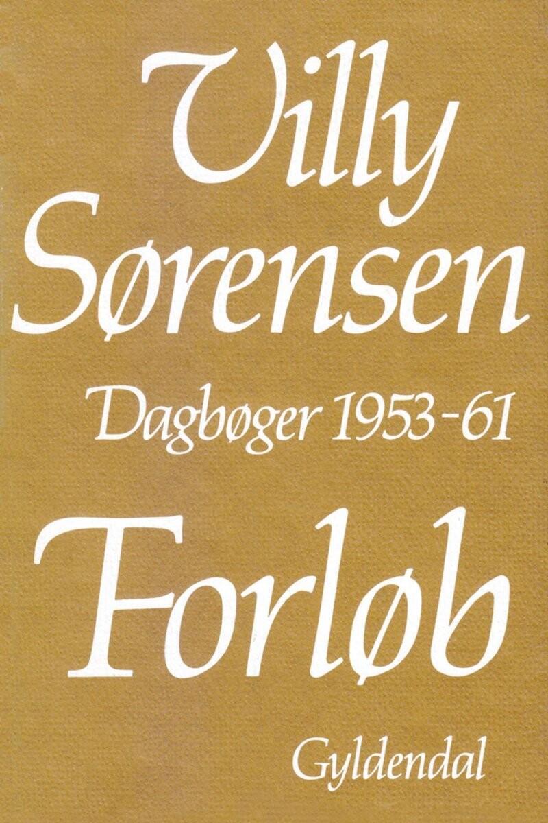 Forløb - Villy Sørensen - Bog