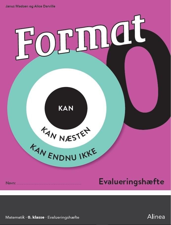 Image of   Format 0, Evalueringshæfte - Janus Madsen - Bog