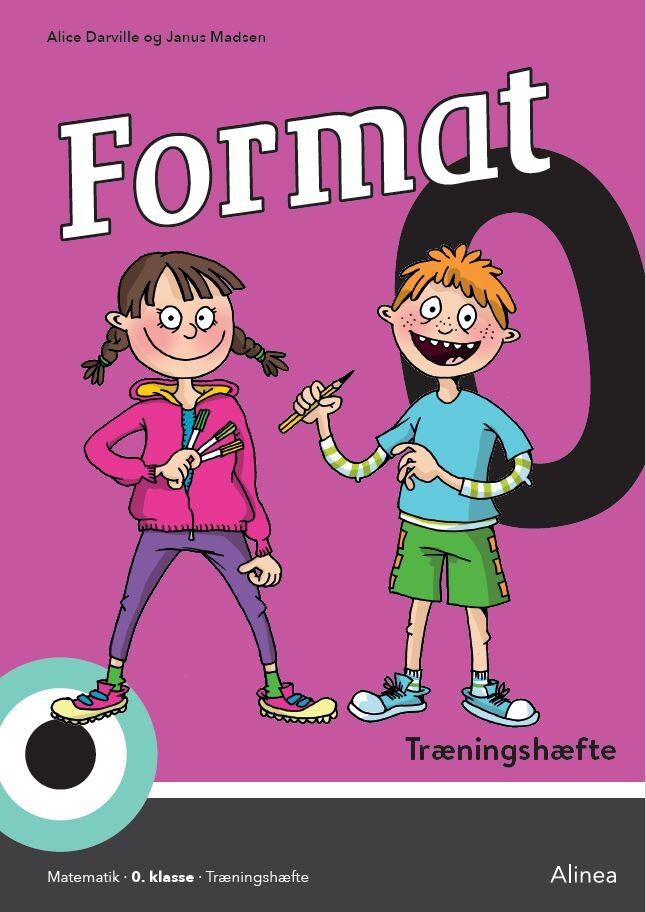Format 0, Træningshæfte - Janus Madsen - Bog