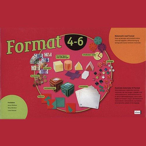 Image of   Format 4-6 - Janus Madsen - Bog