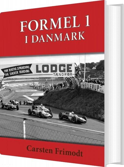 Billede af Formel 1 I Danmark - Carsten Frimodt - Bog