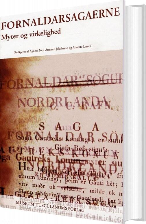 Billede af Fornaldarsagaerne - Aðalheiður Guðmundsdóttir - Bog