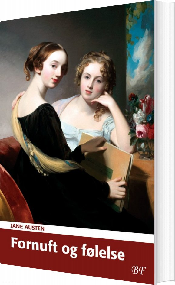 Image of   Fornuft Og Følelse - Jane Austen - Bog