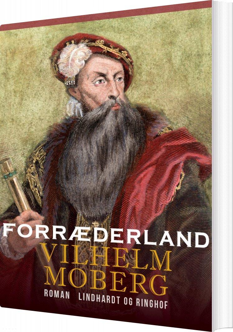 Image of   Forræderland - Vilhelm Moberg - Bog