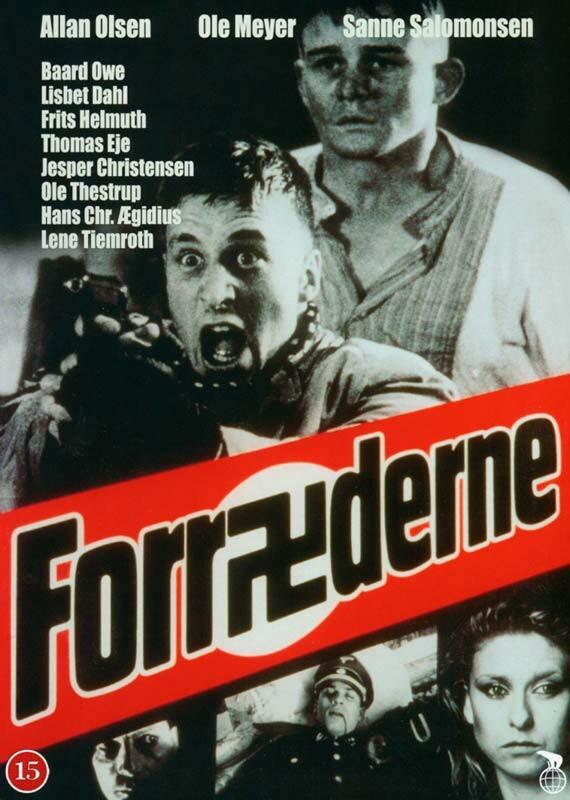 Image of   Forræderne - 1983 - DVD - Film