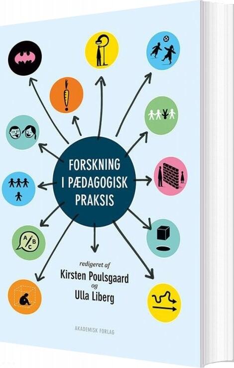 Image of   Forskning I Pædagogisk Praksis - Ulla Liberg - Bog