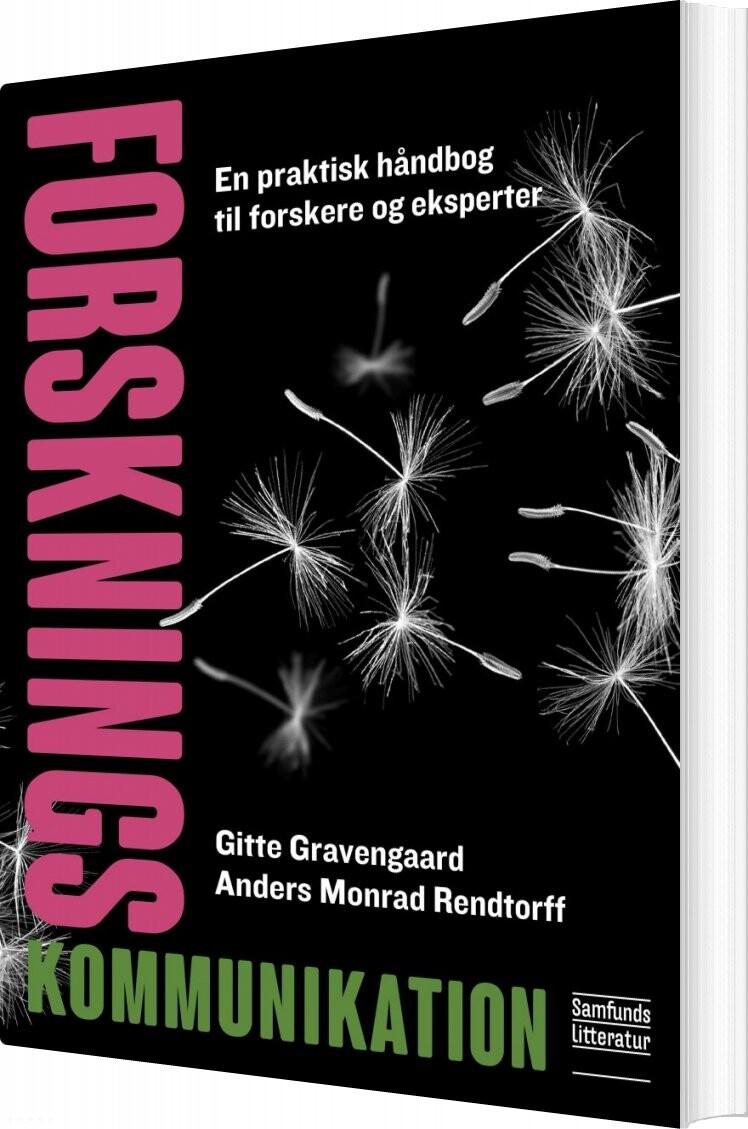 Forskningskommunikation - Gitte Gravengaard - Bog