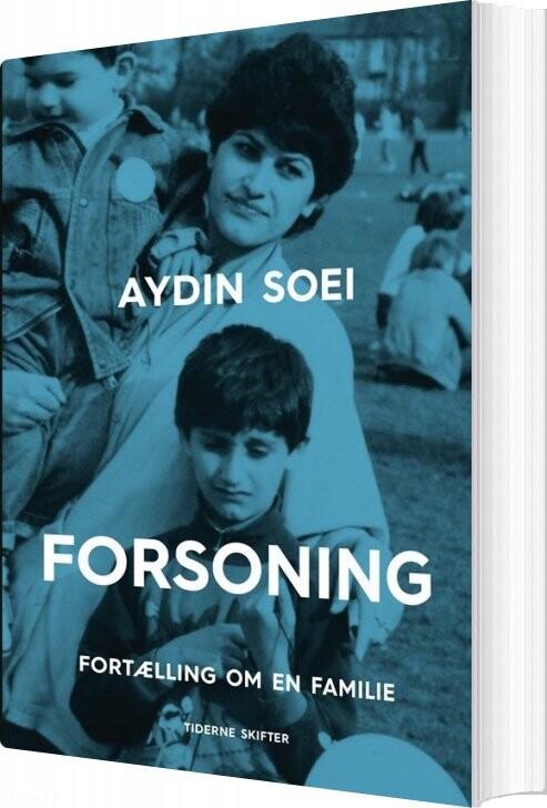 Image of Forsoning - Aydin Soei - Bog