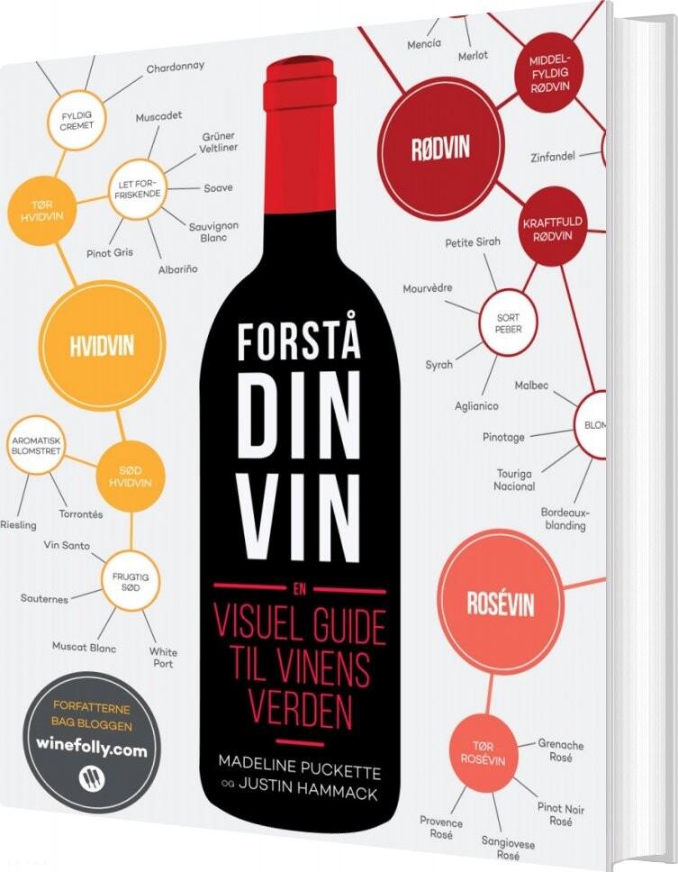 Forstå Din Vin - Madeline Puckette - Bog