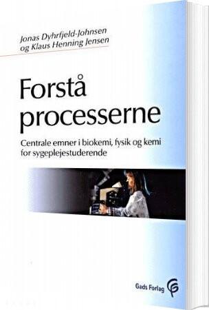 Image of   Forstå Processerne - Klaus Henning Jensen - Bog