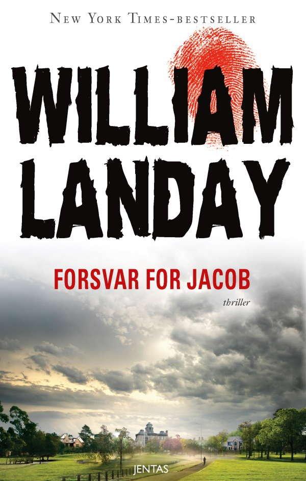 Image of   Forsvar For Jacob - William Landay - Cd Lydbog