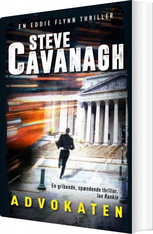 Image of   Advokaten - Steven Cavanagh - Bog