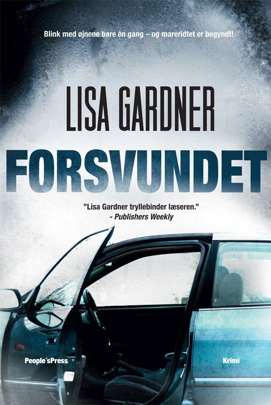 Billede af Forsvundet - Lisa Gardner - Bog