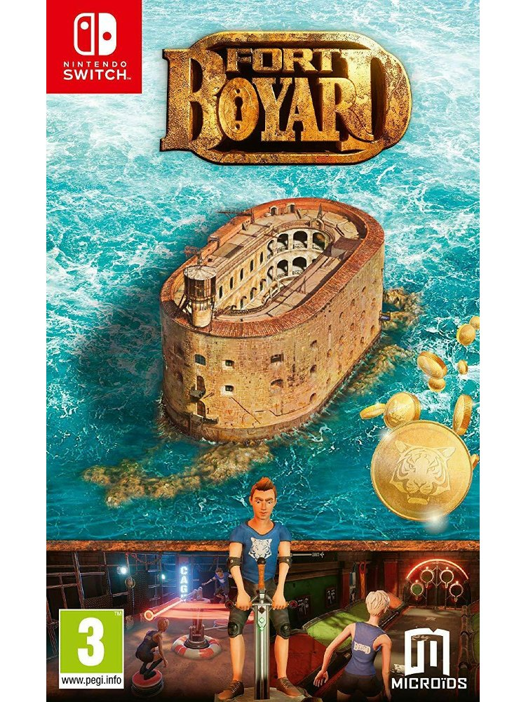 Image of   Fort Boyard - Nintendo Switch
