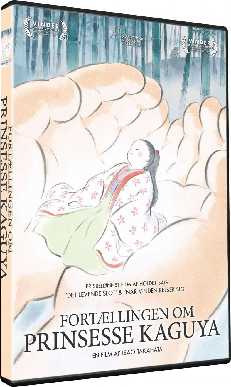 Billede af Fortællingen Om Prinsesse Kaguya - DVD - Film