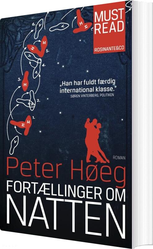 Image of   Fortællinger Om Natten Mr - Peter Høeg - Bog