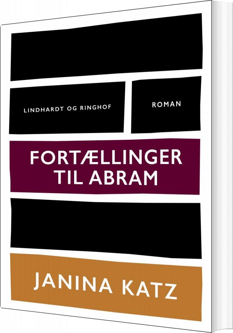 Fortællinger Til Abram - Janina Katz - Bog