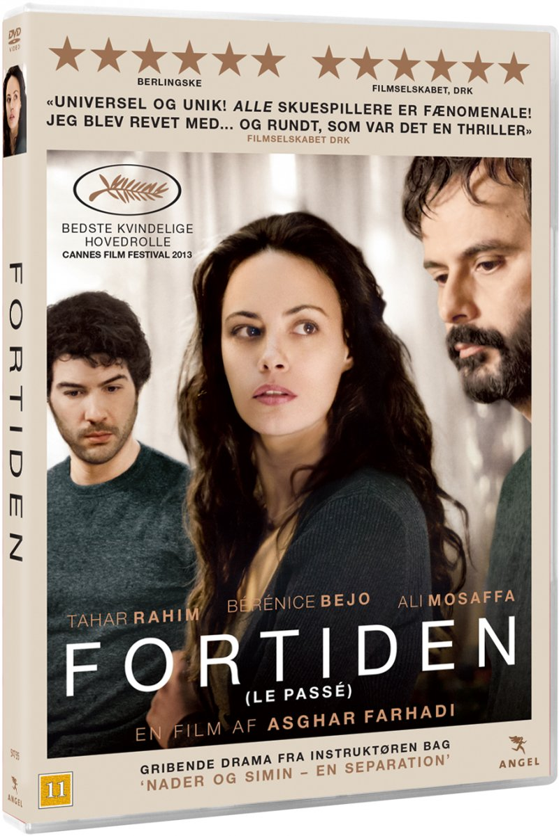 Image of   Fortiden / Le Passé - DVD - Film