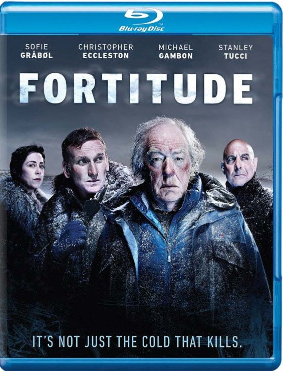 Fortitude - Sæson 1 - Blu-Ray - Tv-serie