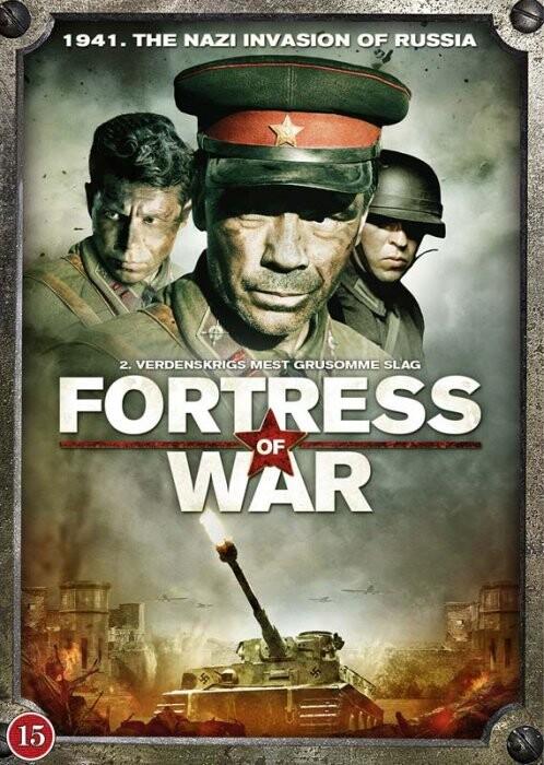 Image of   Fortress Of War / Brestskaya Krepost - DVD - Film