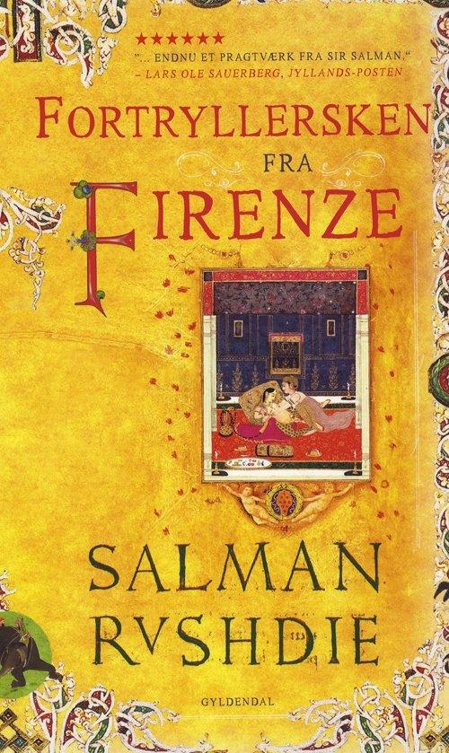 Fortryllersken Fra Firenze - Salman Rushdie - Bog