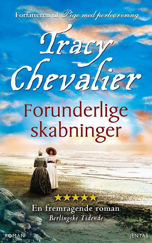 Image of   Forunderlige Skabninger - Tracy Chevalier - Cd Lydbog