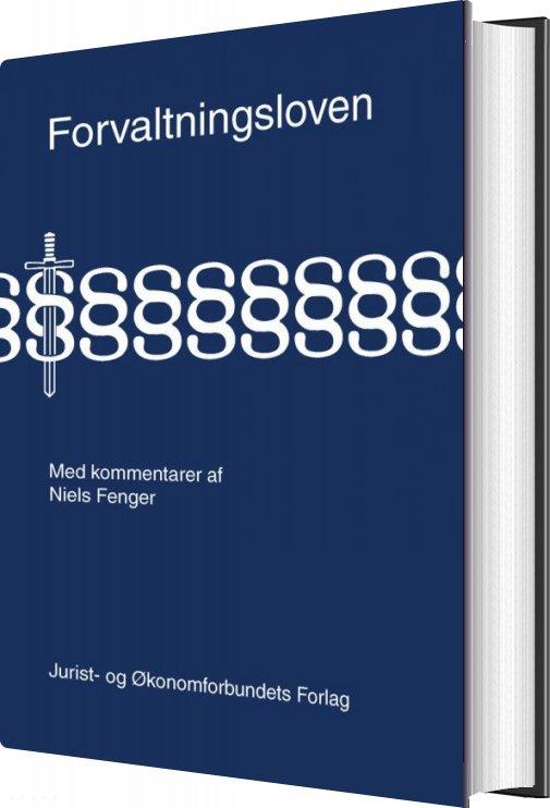 Image of   Forvaltningsloven Med Kommentarer - Niels Fenger - Bog
