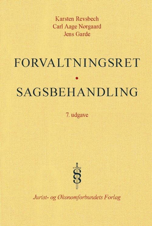 Billede af Forvaltningsret - Sagsbehandling - Karsten Revsbech - Bog