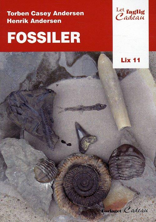 Image of   Fossiler - Torben Casey Andersen - Bog