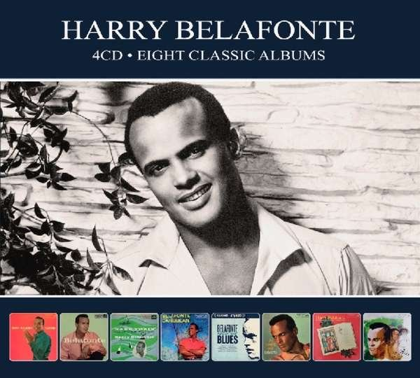 Image of   Harry Belafonte - Eight Classic Albums - CD