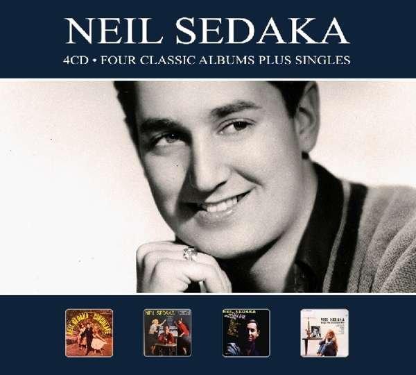 Image of   Neil Sedaka - Four Classic Albums - CD