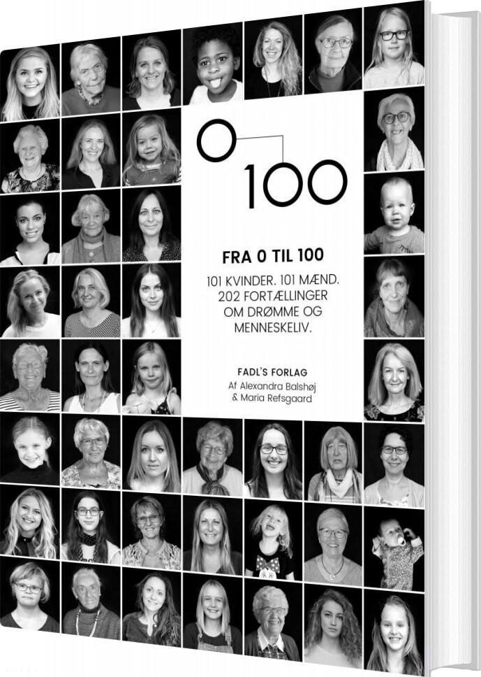 Fra 0 Til 100 - Alexandra Balshøj - Bog
