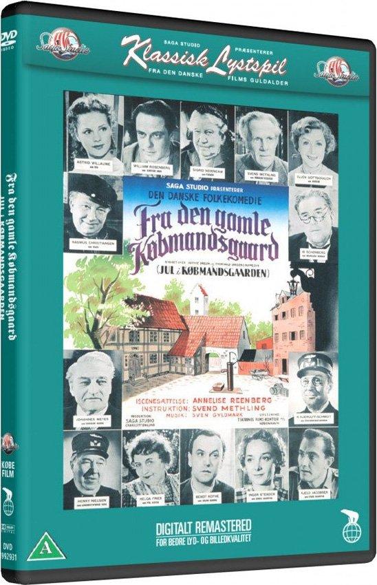 Billede af Fra Den Gamle Købmandsgaard - DVD - Film
