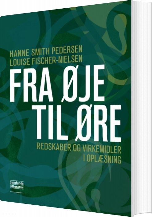 Image of   Fra øje Til øre - Hanne Smith Pedersen - Bog