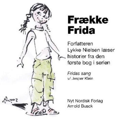 Image of   Frække Frida - Lykke Nielsen - Cd Lydbog