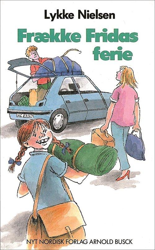 Frække Fridas Ferie - Lykke Nielsen - Bog