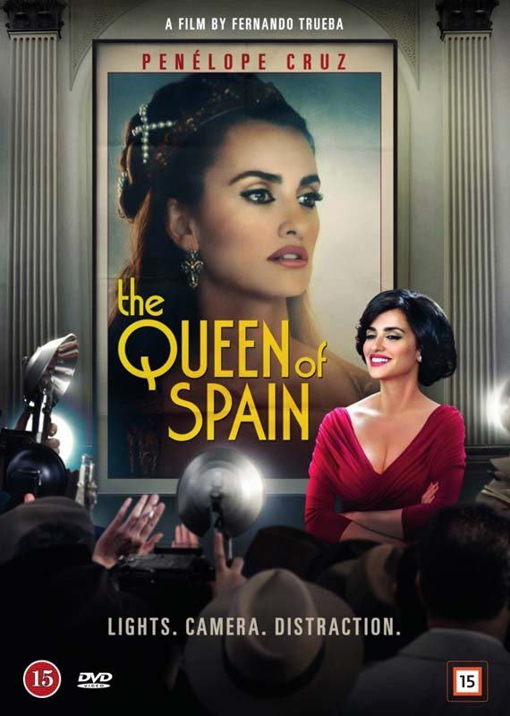 Image of   The Queen Of Spain - DVD - Film