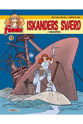 Image of   Franka 19 - Henk Kuijpers - Tegneserie