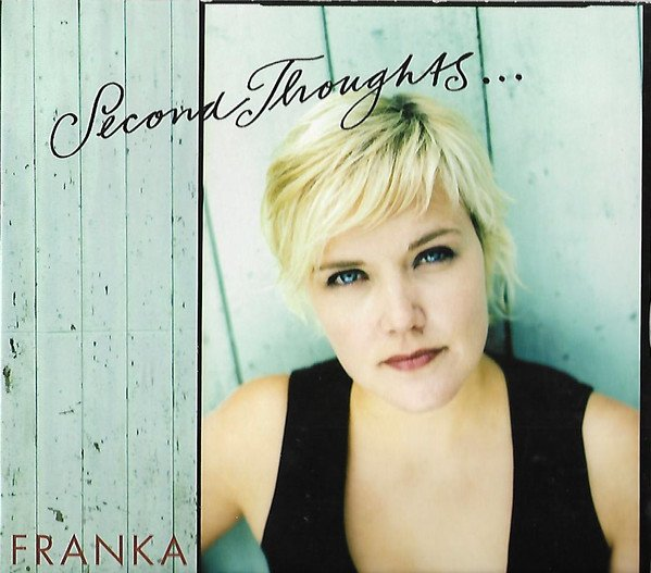 Image of   Franka - Second Thoughts - CD