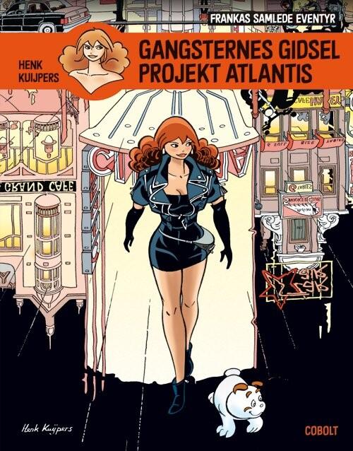 Billede af Frankas Samlede Eventyr 2 - Henk Kuijpers - Tegneserie