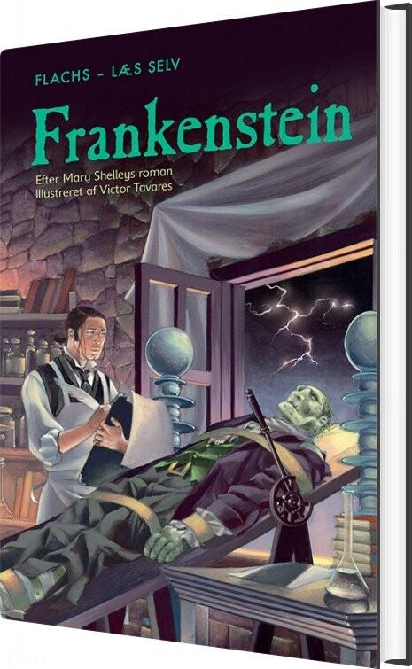 Frankenstein - Mary Shelley - Bog
