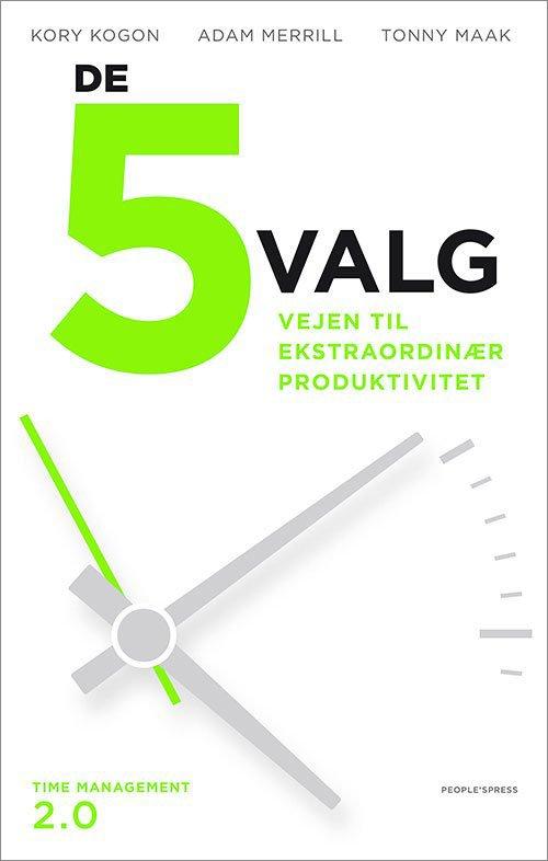 Image of   De 5 Valg - Kory Kogon - Bog