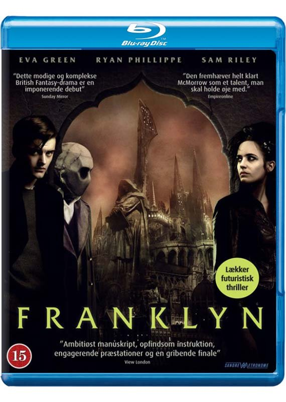 Image of   Franklyn - Blu-Ray
