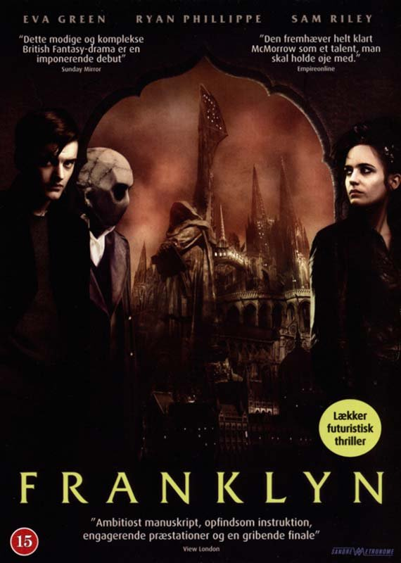 Image of   Franklyn - DVD - Film